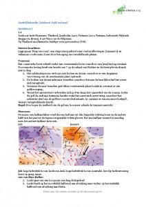 De Geo Aardrijkskunde Zuidoost-Azië actueel samenvatting