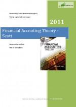 Financial Accounting Theory samenvatting Scott