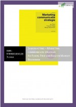 Samenvatting Marketing Communicatie Strategie