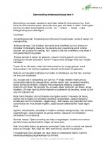 Samenvatting NTI MBO niveau 4 Kinderpsychologie DEEL 1