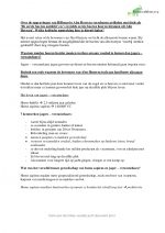 ALLE informatie in vragen opgesteld over hoofdstuk 1 en 2 van Geschiedenis 4 HAVO
