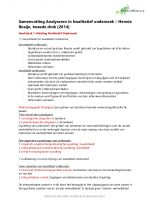 Analyseren in kwalitatief onderzoek – denken en doen (2e druk)
