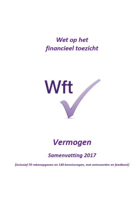 Samenvatting Wft Vermogen 2017, versie juli 2017