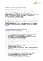 Samenvatting Verandermanagement