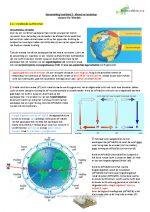 Aardrijkskunde havo 4 BuiteNLand Hoofdstuk 2 : Klimaat en landschap