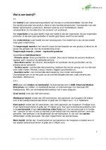 Samenvatting Boek Wat is een bedrijf? (H1/H2)
