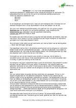 Samenvatting arbeidsrecht