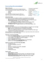 Samenvatting Informatieveiligheid (HU – IVK – Jaar 2)