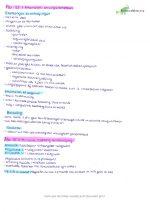 Samenvatting 200% M&O boek 5, externe verslaggeving, H25 tm H30 vwo