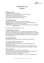 Praktisch Staatsrecht, helemaal samengevat, 7,5 op tentamen