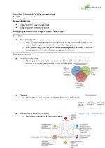 Samenvatting: Kennistoets Fysiotherapie. Hogeschool Utrecht, Blok A, Leerjaar 1