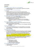 Jurisprudentie Inleiding Privaatrecht