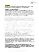 HHS Pedagogiek 2.1 Pedagogiek Kinderopvang