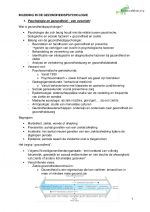 Inleiding in de gezondheidspsychologie