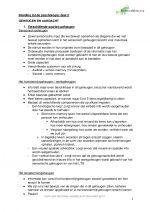 Inleiding in de psychologie deel 2