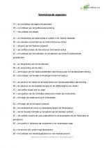 Kenmerkende aspecten en verplichte voorbeelden Geschiedenis