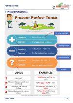 Perfect Tenses voor havo