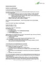 Samenvatting Studieboek materieel strafrecht