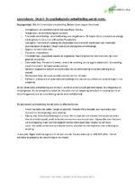 Levensfasen – Samenvatting (2021) Maryke Tieleman ISBN 9789024403660