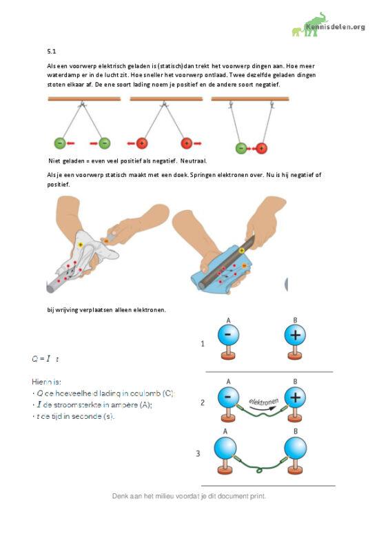 Nova Natuurkunde vwo 3 Hoofdstuk 5